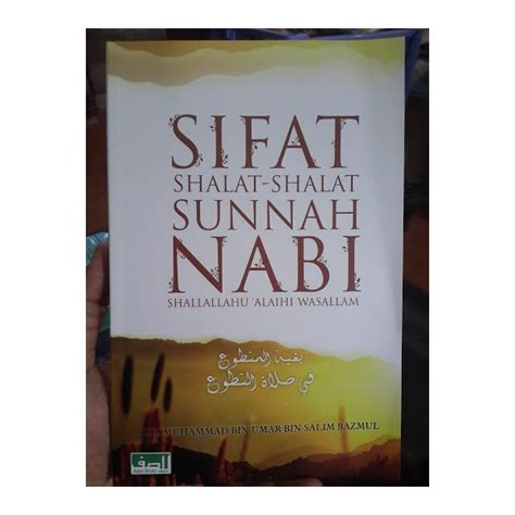 Buku Sifat Shalat Nabi 1 Box Isi 3 Jilid Lengkap buku sifat shalat shalat sunnah nabi