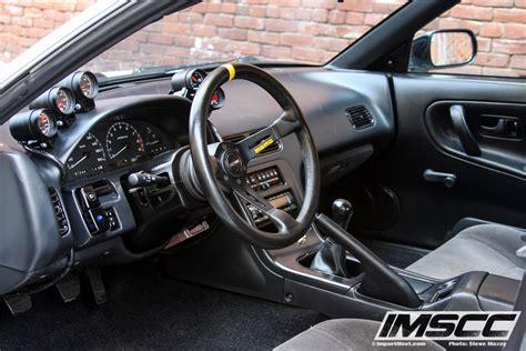 S13 Interior Mods 1992 nissan 240sx the sleeper 2013 imscc competitor import meet