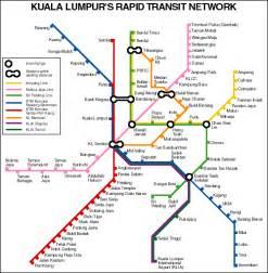 Lrt Monorail Ktm Map Rail Transit General News On Anything Lrt Monorail Ktm