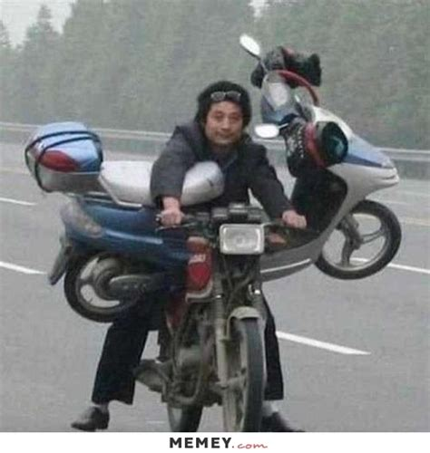 Funny Motorcycle Memes - scooter memes funny scooter pictures memey com