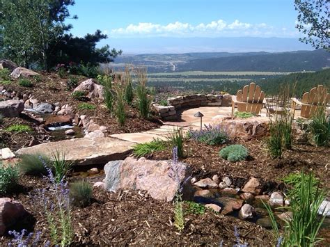 colorado backyard landscaping ideas 17 best images about lakehouse landscaping ideas on