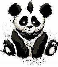 Cool Panda Bear Drawings