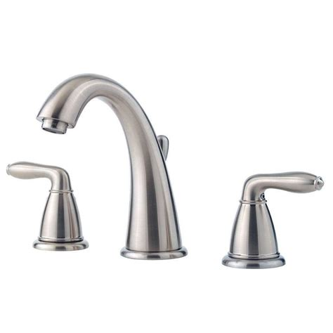 pfister serrano 8 in widespread 2 handle bathroom faucet