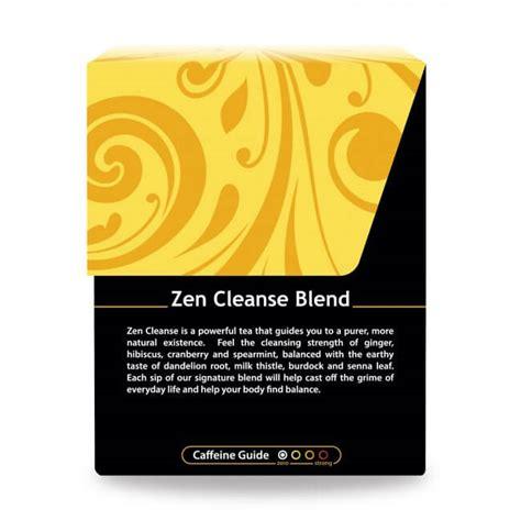 Zen Detox Tea by Buy Zen Cleanse Tea Bags Enjoy Health Benefits Of