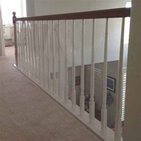 child proof banister baby safety for stair railings banisters and balusters