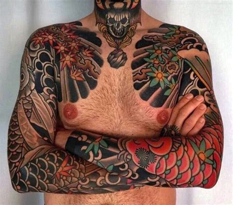 japanese style tattoos for men collection of 25 traditional japanese design for