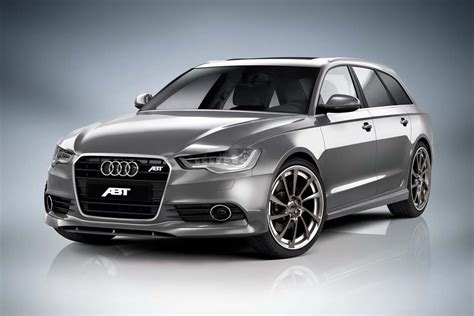 audi wagon sport 2012 audi a6 avant wagon gets more power along with