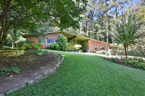 mcm home midcentury modern in stone mountain is up for grabs at 250k curbed atlanta