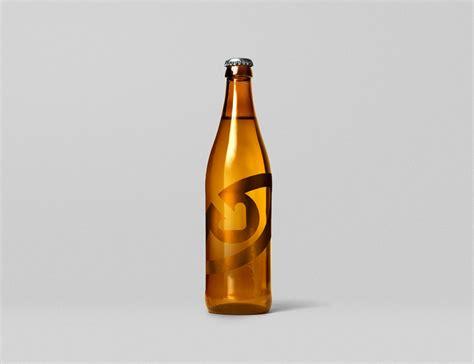 swing top beer bottles food beverages mockupworld