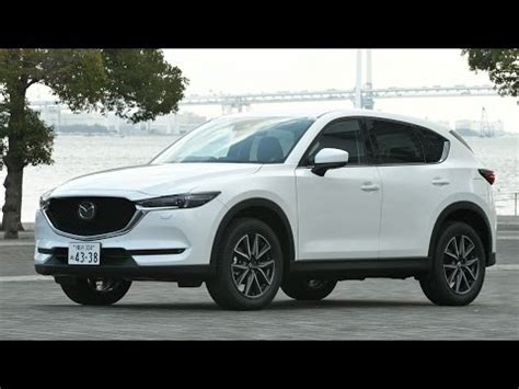 2017 all new mazda cx 5 (white) exterior and interior