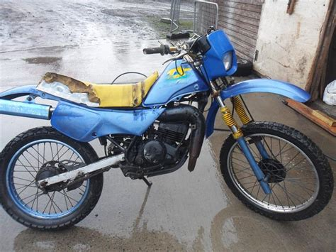 1994 suzuki ts 50 road petrol manual breaking for