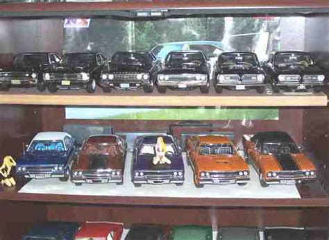 Cool Garages My Scale Diecast Collection For B Bodies Only Classic