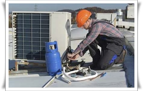 airconditioning and mechanical services plumber