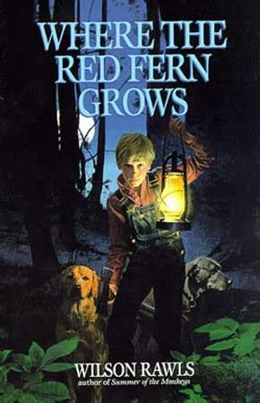 themes in the book where the red fern grows where the red fern grows by wilson rawls kidsmomo