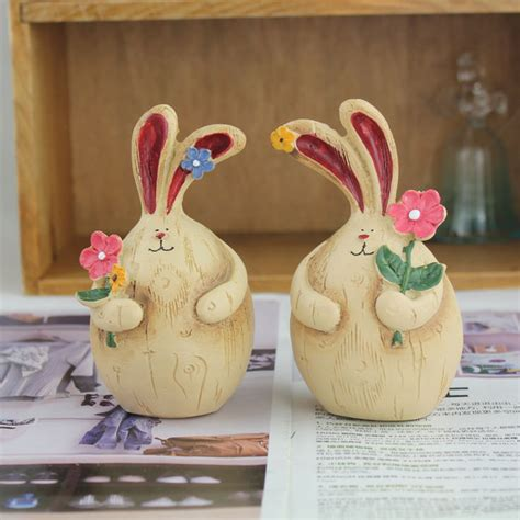 zakka home decor resin crafts 28 images buy 6pcs set zakka grocery lovely onion fat thin wood color bunny