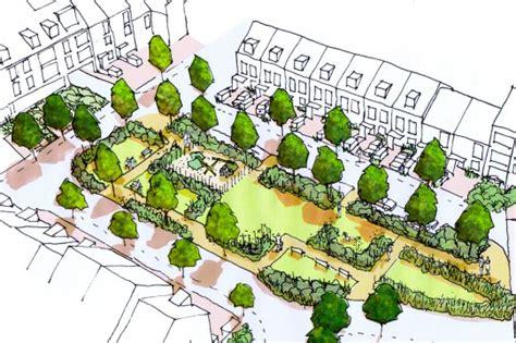 Landscape Architect Of Central Park Greyhound Stadium Oxford Davis Landscape Architecture