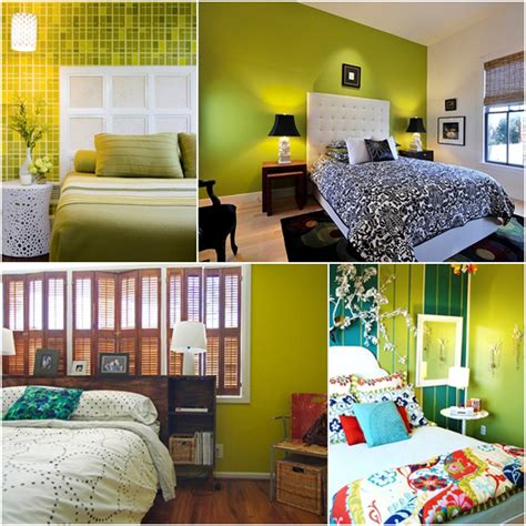 lime green bedroom decor 10 modern bedroom decorating idea in lime green shade