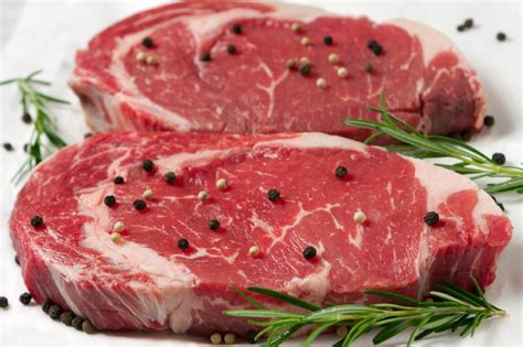 Shun Kitchen Knives by Boneless Rib Eye Steak Wassis Meat Market