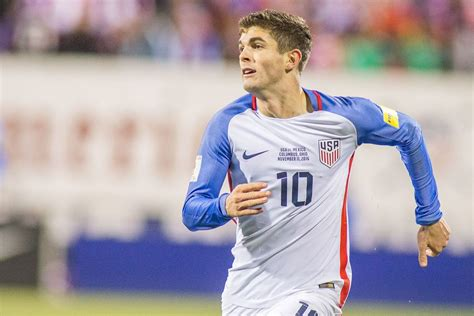 christian pulisic usa team christian pulisic is the usmnt s biggest star and his age