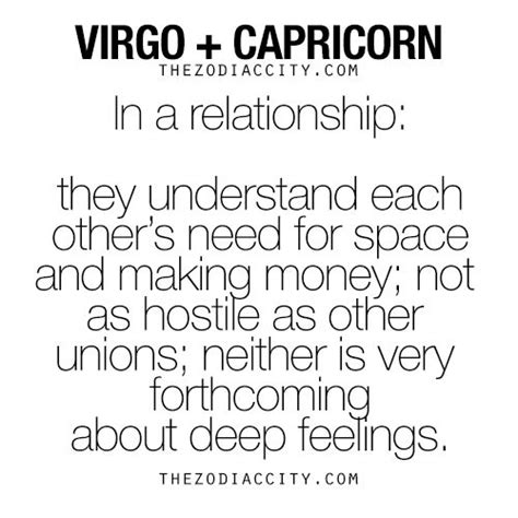 virgo capricorn in a relationship zodiaccity posts