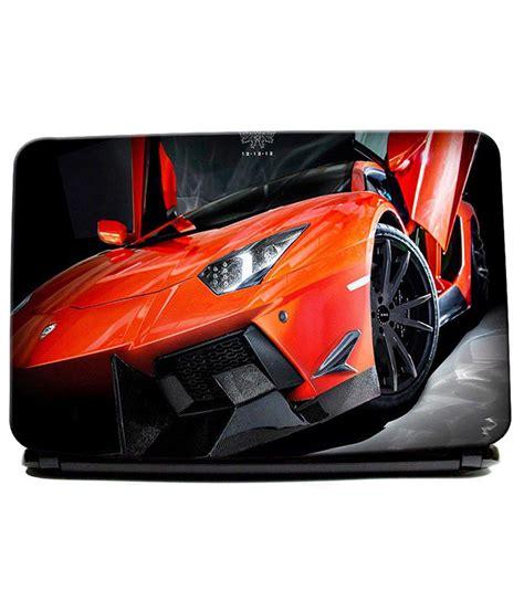 lamborghini front view lamborghini front view aventador car laptop skin