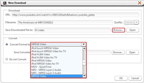 format video qualité how to download convert youtube videos by xilisoft