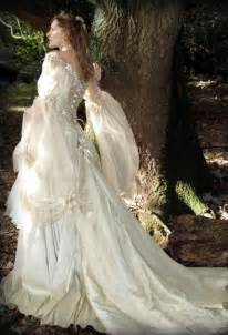 tale wedding dresses on faeries and