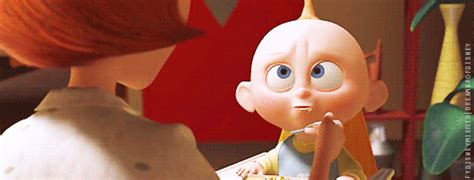 imagenes jack jack increibles the incredibles disney gif find share on giphy