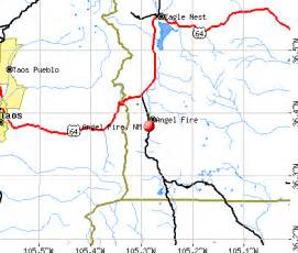 Angel Fire New Mexico Map by Angel Fire New Mexico Nm 87710 Profile Population 2016