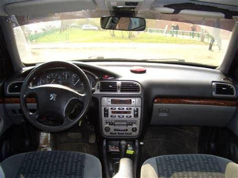 Peugeot 406 Interior Peugeot 406 Part Images