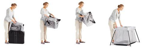 test le lit parapluie light de babybj 246 rn cerise sur le