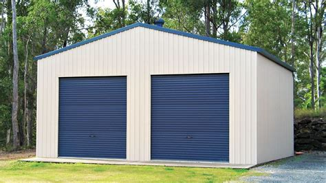 Domestic Sheds by Unibuild Griffith Domestic Sheds