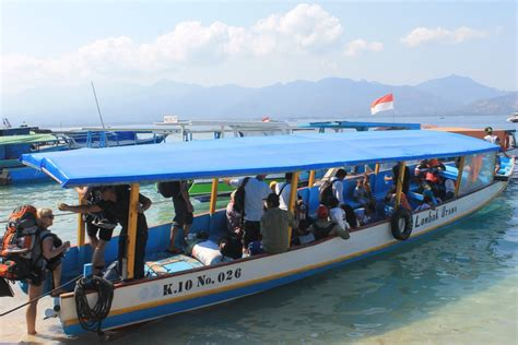 ferry gili trawangan how to get from bali to gili islands by boat diy travel hq