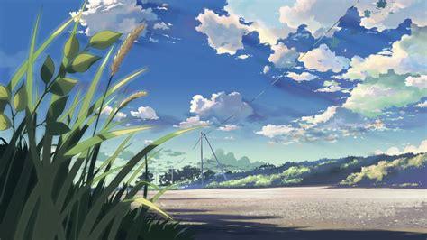 wallpaper anime scenery 5 centimeters per second wallpaper google search