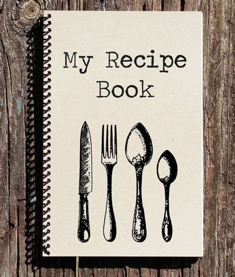 recipe of books recipe book recipe journal my recipes notebook journal