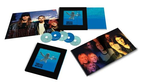 reaching nirvana books 20th anniversary edition of nirvana s nevermind to be