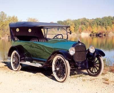 chevrolet's classic 1920 chevrolet fb 50 touring