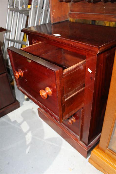 antique style filing cabinet antique style 2 drawer teak filing cabinet
