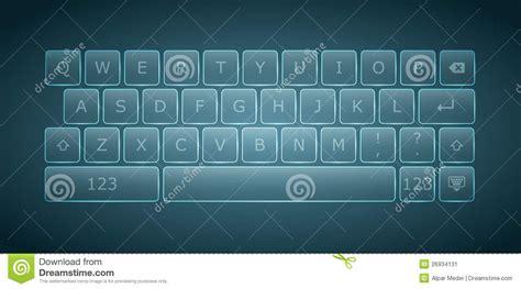 imagenes teclado virtual teclado virtual para los dispositivos de la pantalla