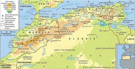 an atlas of countries atlas mountains mountains africa britannica com