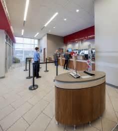 Forum Credit Union Teller Phone Allegacy Federal Credit Union New Prototype Design Lambert Architecture Interiors Archinect