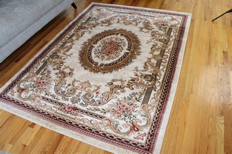 large burgundy rug 2917 ivory burgundy green floral area rug turkish large carpet