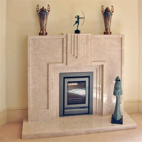 Deco Fireplace Tiles by 17 Best Images About Deco Fireplaces And Screens On