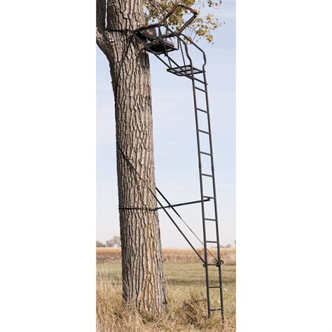 big game 174 titan xt ladder tree stand 203939 ladder