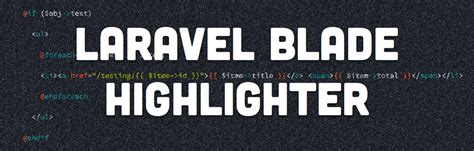 tutorial laravel blade cara mengaktifkan blade syntax highlighting pada sublime