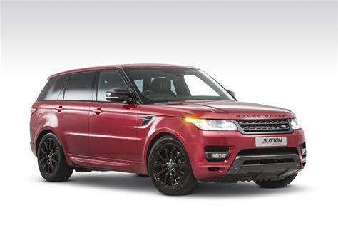 customized range range rover customized by sutton shows there s a way of