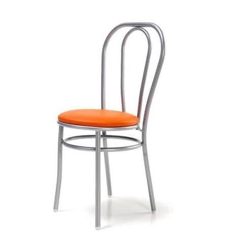 agréable Chaise Haute De Cuisine Ikea #3: chaise-bistrot-metal-ikea.jpg