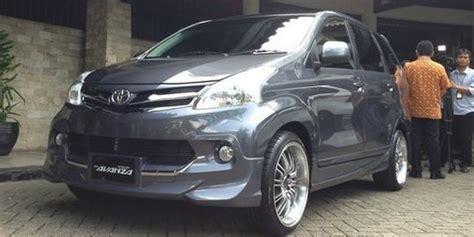 Bantal Aksesoris Mobil Toyota Avanza Veloz Variasi 7 kemewahan baru yang dibawa toyota avanza seri luxury