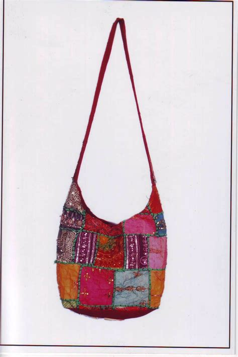 Patchwork Purses - paramhandicrafts patchwork bags