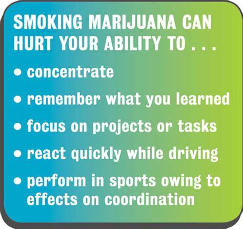 Marijuana Detox Facts by Marijuana Facts Breaking The Myths Scholastic Nida